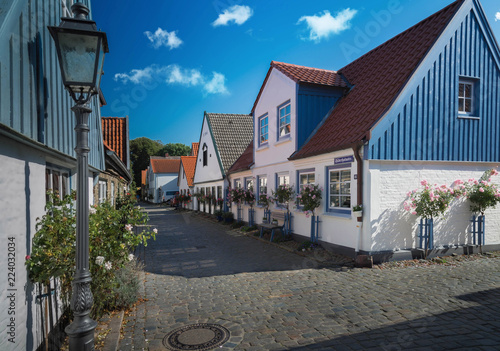 Fotografia, Obraz  Fischerhäuser