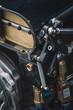 Dragster engine details