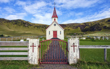 Reyniskyrka Church, Iceland