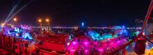 Beautiful Festival Night Firew...