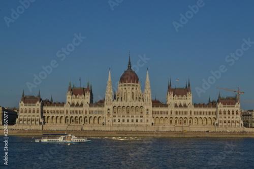 Parlement européen de Budapest