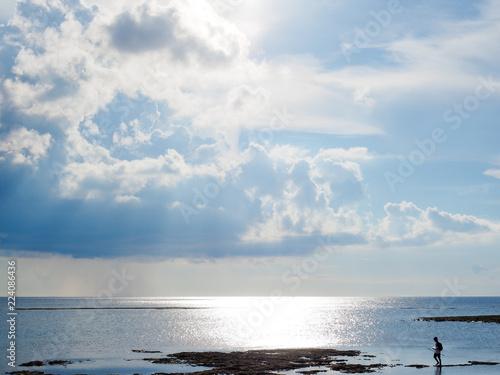 Foto op Plexiglas Zee / Oceaan 沖縄の海