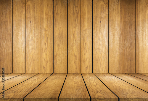 Wooden Board And Wooden Wallpaper Background This Is Table