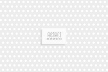 Subtle Polka Dots Pattern Design