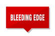 bleeding edge red tag