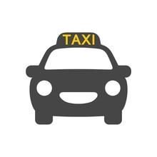 Taxi Logo, Taxi Icon