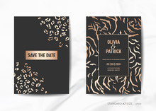 Wedding Invitation Cards, Save...