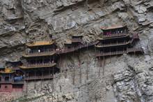 Xuan Kong Si, Or Hanging Temple, Beiyue Hengshan Mountain, China
