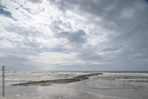 Spoed Foto op Canvas Noordzee Nordsee in Holland
