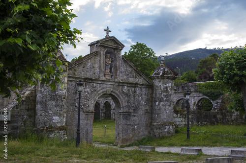 Monastery of Santa María de Melón