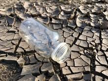Water Bottle On Ground