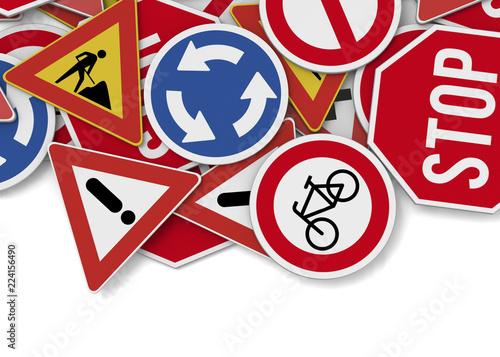 Traffic Signals - 3D