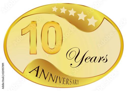 Valokuva  10 Years Anniversary