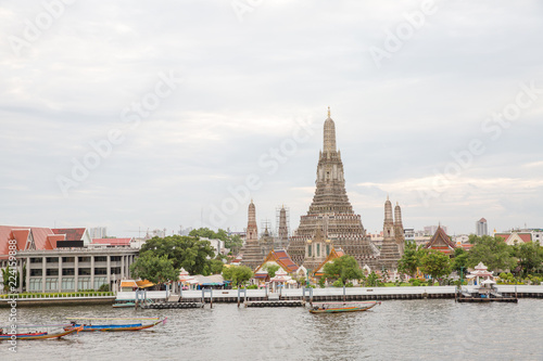 Foto op Canvas Bangkok a temple in asia for buddha