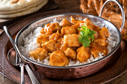 Creamy Butter Chicken Curry