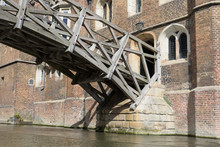 Mathematical Bridge At Queens'...