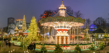 The Carousel And Christmas Ill...