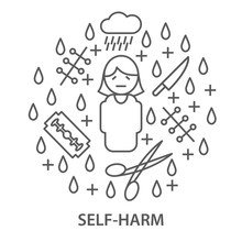 Banners For Self Harm
