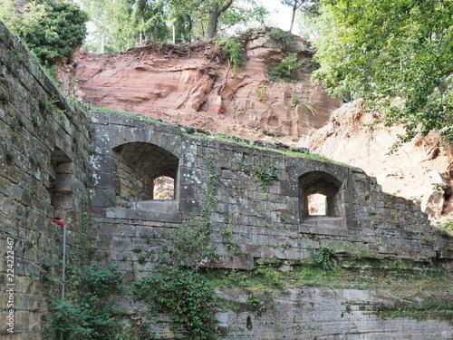 Keuken foto achterwand Vestingwerk Fort Saint-Sébastien de Bitche