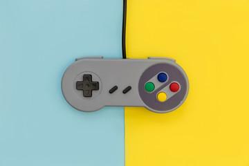 Retro video game controller...