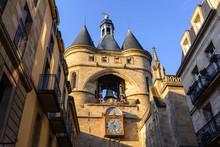 Great Bell (Grosse Cloche) Of Bordeaux, France