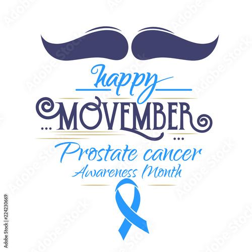 Photo  Movember male health event