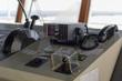Navigational control panel