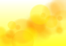 Abstract Yellow Background #Ve...