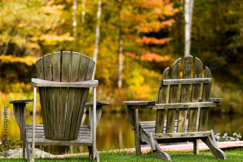 Photographie  Fall In New England
