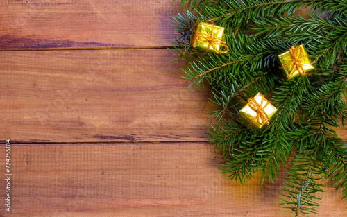 Obraz tło Święta Boże Narodzenie - fototapety do salonu