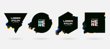 Vector Geometric Shapes With L...
