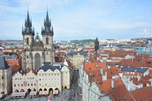 Fotografie, Obraz  Travel to Czech Republic