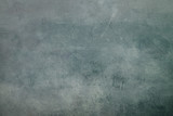 Blue grungy canvas background or texture - 224270064