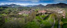 Aerial Panorama View Of Saint ...