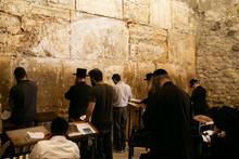 Wall Of Lamentations - Jerusalem - Israel