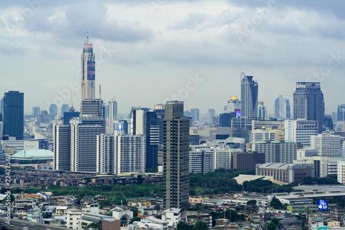 Recess Fitting F1 バンコク市内の風景