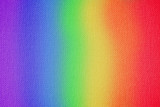 Fototapeta Tęcza - rainbow colorful canvas texture background