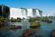 Brazil waterfalls Iguazu - Cataratas de Iguazú Brasil
