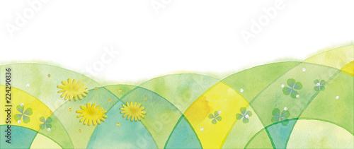 春の背景イラスト - 224290836
