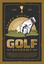 Golf Professional Sport Retro ...