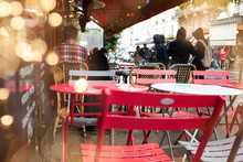 Café Restaurant Terrasse Plui...