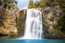 Hanua Falls Long Exposure Blue...