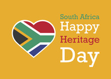 Heritage Day Vector. The Flag ...