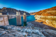 Hoover Dam, USA, The Hydroelec...
