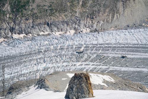 Valokuva  glacier