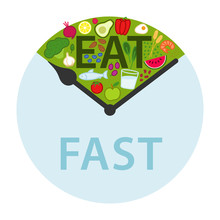 Intermittent Fasting, Time-res...