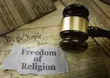 Freedom of Religion concept