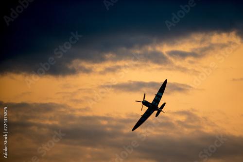 Fotografie, Obraz Spitfire