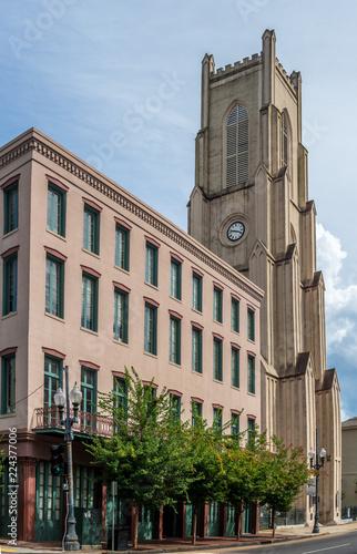 Fotografie, Obraz  St. Patrick's Catholic Church, New Orleans, LA