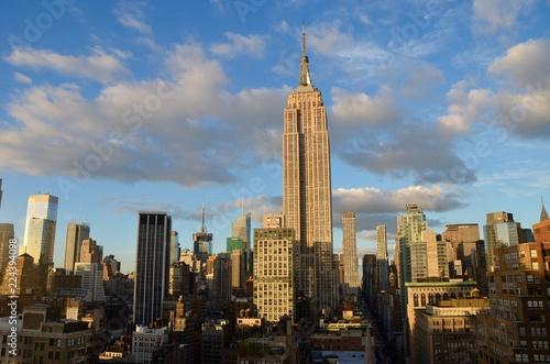 Photo  Manhattan skyline, NYC